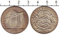 Изображение Монеты Эстония 2 кроны 1932 Серебро UNC-