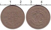 Изображение Монеты Гана 10 песев 1967 Медно-никель VF