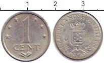 Изображение Монеты Антильские острова 1 цент 1979 Алюминий XF