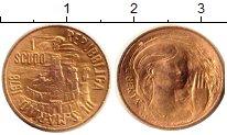 Изображение Монеты Сан-Марино 1 скудо 1978 Золото UNC