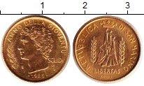 Изображение Монеты Сан-Марино 1 скудо 1985 Золото UNC
