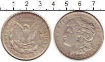 Изображение Монеты США 1 доллар 1921 Серебро VF