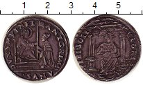 Изображение Монеты Венеция 16 сольди 1521 Серебро XF-