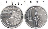 Изображение Монеты Бельгия 500 франков 2000 Серебро Proof-
