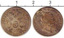 Изображение Монеты Австрия 3 крейцера 1832 Серебро XF-