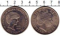 Изображение Монеты Великобритания 5 фунтов 1999 Медно-никель UNC- Елизавета II.  Памят