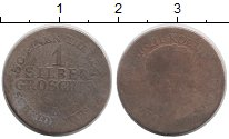 Изображение Монеты Пруссия 1 грош 0 Серебро VF