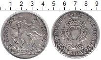 Изображение Монеты Италия Лукка 1 скудо 1747 Серебро VF