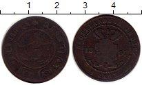 Изображение Монеты Нидерландская Индия 1 цент 1897 Медь VF