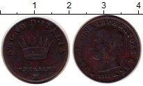 Изображение Монеты Италия 1 сентесимо 1811 Медь XF-