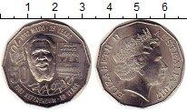 Изображение Монеты Австралия 50 центов 2017 Медно-никель UNC