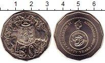 Изображение Монеты Австралия 50 центов 2016 Медно-никель UNC