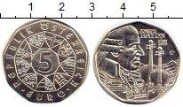 Изображение Монеты Австрия 5 евро 2009 Серебро UNC