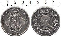 Изображение Монеты Сейшелы 5 рупий 2013 Медно-никель UNC-