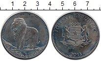 Изображение Монеты Сомали 100 шиллингов 2013 Медно-никель UNC-