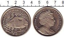 Изображение Монеты Антарктика 2 фунта 2013 Медно-никель UNC-