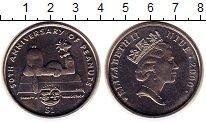 Изображение Монеты Ниуэ 1 доллар 2000 Медно-никель UNC-