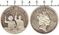 Изображение Монеты Токелау 5 тала 1997 Серебро Proof-