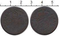 Изображение Монеты Льеж 2 лиарда 1753 Медь VF