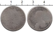 Изображение Монеты Пруссия 4 гроша 1817 Серебро VF Фридрих Вильгельм II