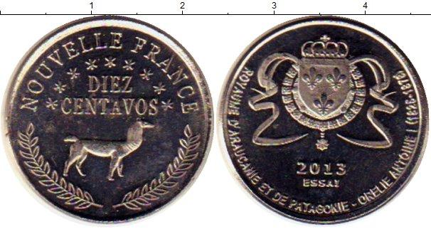 Картинка Монеты Аргентина 20 сентаво Медно-никель 2013