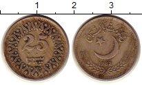 Изображение Монеты Пакистан 25 пайс 1982 Медно-никель XF