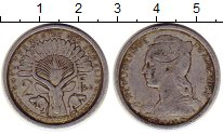 Изображение Монеты Сомали 2 франка 1959 Алюминий XF-