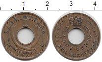 Изображение Монеты Великобритания Восточная Африка 1 цент 1962 Бронза XF