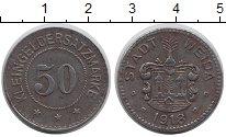 Изображение Монеты Германия : Нотгельды 50 пфеннигов 1918 Железо XF