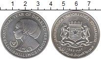 Изображение Монеты Сомали 150 шиллингов 1983 Серебро UNC- Год инвалидов