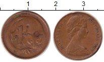 Изображение Дешевые монеты Австралия 1 цент 1979 Медь VF