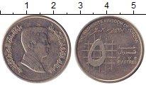 Изображение Дешевые монеты Иордания 5 пиастров 2006 Медно-никель XF