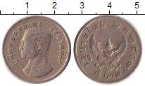 Изображение Дешевые монеты Таиланд 1 бат 1974 Медно-никель VF+