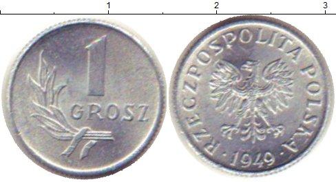 Монета 1 грош польша, 1949 г нужен ли зажим для денег