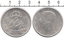 Изображение Монеты Швеция 2 кроны 1938 Серебро UNC- Густав V.  300 - лет