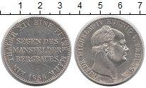 Изображение Монеты Пруссия 1 талер 1856 Серебро XF+ Фридрих  Вильгельм I