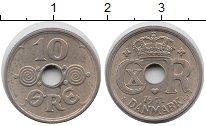 Изображение Монеты Фарерские острова 10 эре 1941 Медно-никель XF