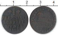Изображение Монеты Германия Брауншвайг-Люнебург 1 пфенниг 1802 Медь VF