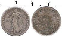 Изображение Монеты Франция 50 сантим 1903 Серебро VF Сеятельница