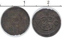 Изображение Монеты Швейцария Граубюнден 1 пфенниг 0 Серебро VF