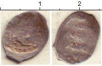 Изображение Монеты 1584 - 1598 Федор Иванович 1 копейка 1598 Серебро