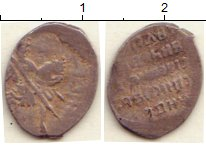 Изображение Монеты 1606 - 1610 Василий Шуйский 1 копейка 1610 Серебро  Москва