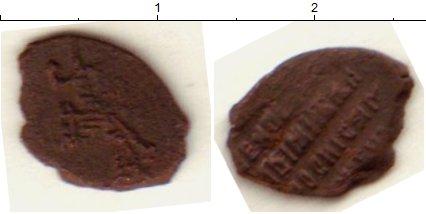 Картинка Монеты 1645-1676 Алексей Михайлович 1 копейка Медь 1663