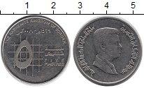 Изображение Дешевые монеты Иордания 5 пиастров 2008 Не указан VF