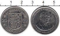 Изображение Дешевые монеты Маврикий 1 рупия 2012 Не указан VF