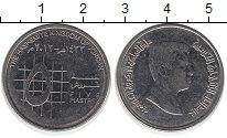 Изображение Дешевые монеты Иордания 5 пиастров 2012 Не указан VF