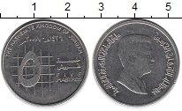 Изображение Дешевые монеты Иордания 5 пиастров 2008 Медно-никель XF
