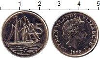 Изображение Дешевые монеты Каймановы острова 25 центов 2008 Не указан XF-