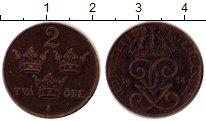 Изображение Дешевые монеты Швеция 2 эре 1914 Бронза VF
