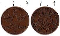 Изображение Дешевые монеты Швеция 2 эре 1920 Бронза VF